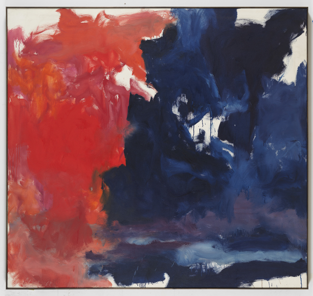 Jon Schueler, '(o/c 68-4) December '68', 1968, Anita Shapolsky Gallery