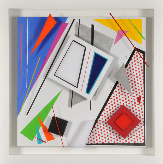 Pedro Sandoval, 'Play Room II (Lichtenstein as Pretext)', 2015, Bohemian Artist Gallery