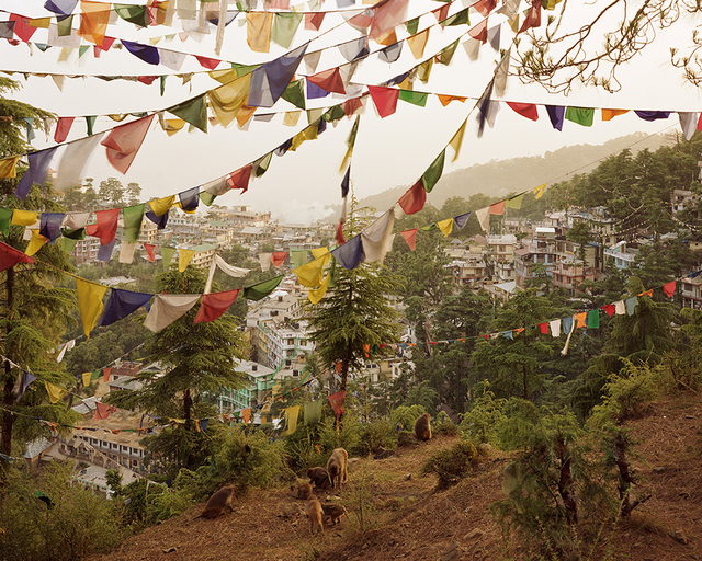 , 'Tibetan refugees living in the McLeod Ganj district of Dharamsala,' 2003, Benrubi Gallery
