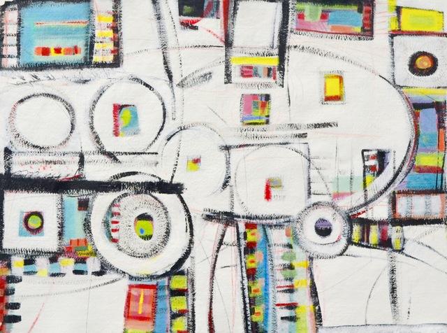 , 'Swing #23,' 2018, 440 Gallery
