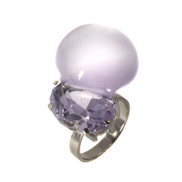 , 'Bubblegum Gem Ring IV,' 2018, Sienna Patti Contemporary