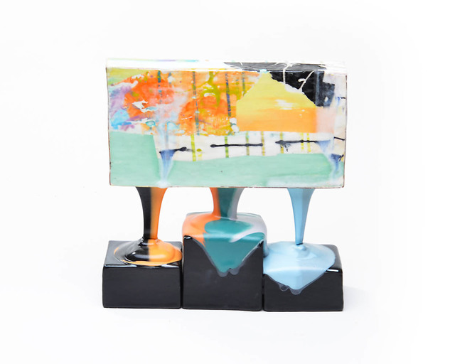 , 'Molten Veil Painting (Light),' 2019, Ferrin Contemporary