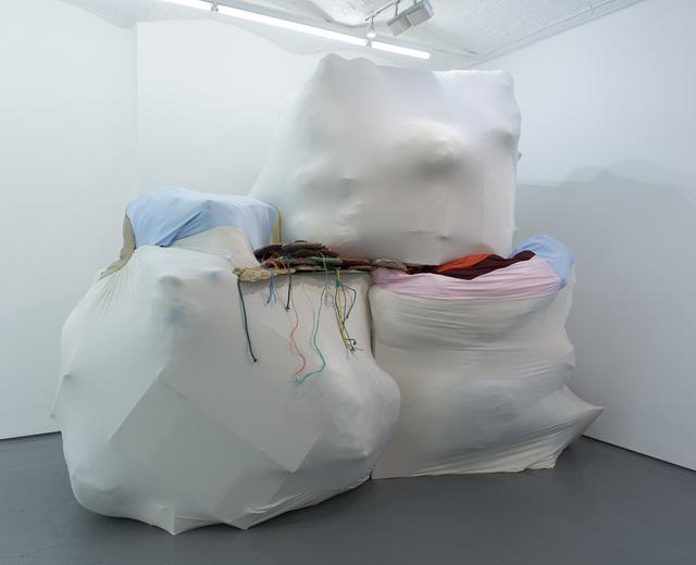 , 'Reconfiguring Landscape (Floor Piece),' 2015, FOLD Gallery