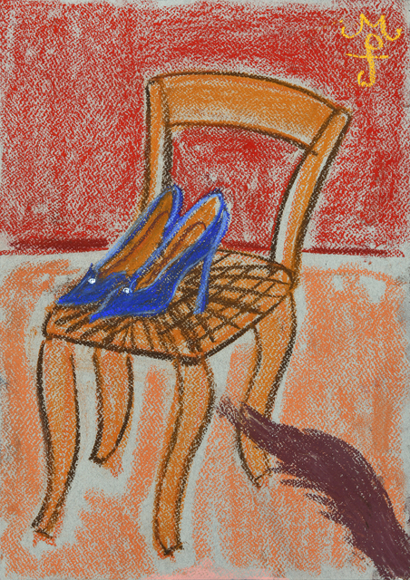 , 'Shoes,' 2019, Ota Fine Arts