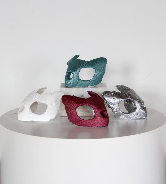 , 'Turtle skulls,' 2014, Gitana Rosa Gallery