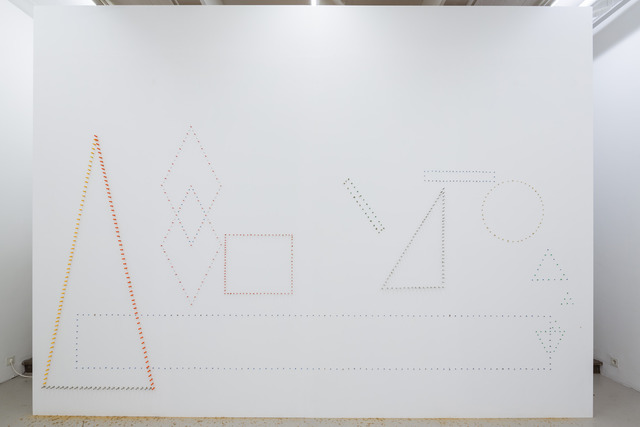 , 'Neoconcrete Ballad,' 2013, Andréhn-Schiptjenko