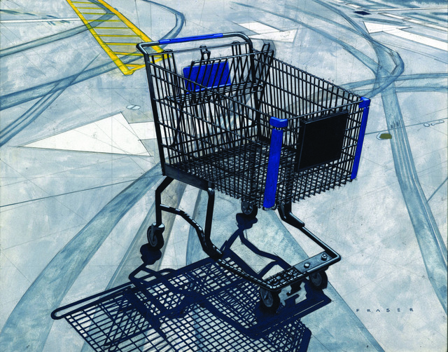 Doug Fraser, 'Shopping Cart', 2019, Winchester Galleries