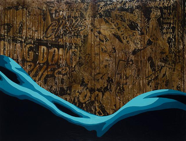 , 'Bodyscape 2,' 2016, Galleria Ca' d'Oro