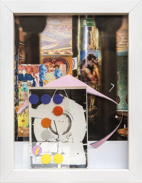 Nana Mandl, 'Rendez-vous a trois', 2017, Galerie Lisa Kandlhofer