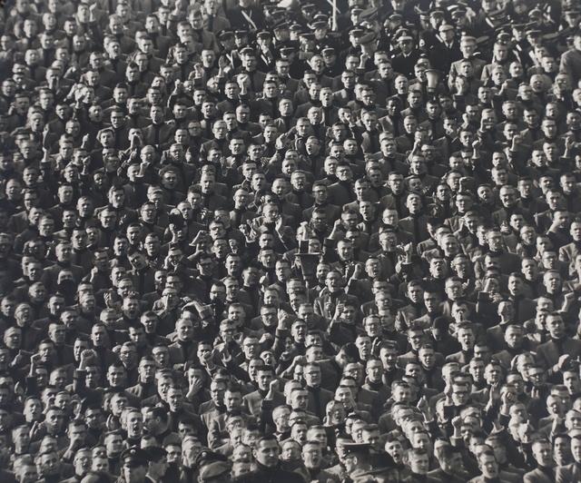 Gerry Cranham, 'US Army vs Navy football match, Philadelphia, 1963', Photography, Vintage silver gelatin, Michael Hoppen Gallery