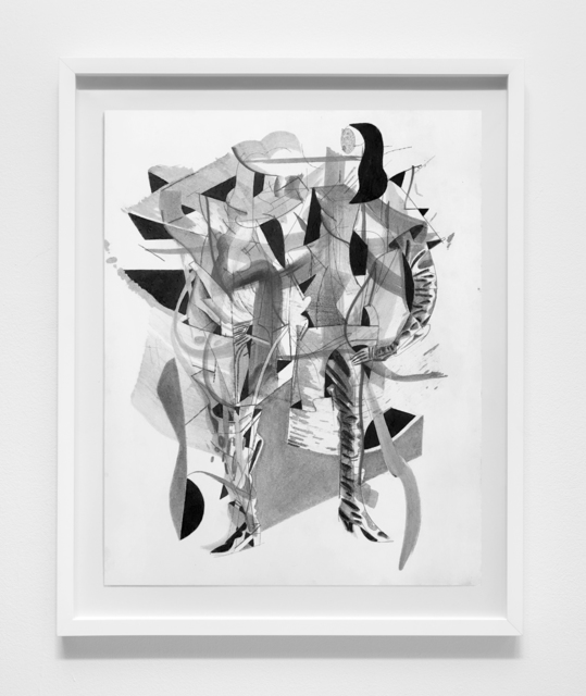 , 'Strong LQQks (Pop),' 2018, Carrie Secrist Gallery