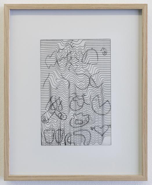 , 'Untitled / visuales mnemonicas (m5l),' 2016, Nogueras Blanchard