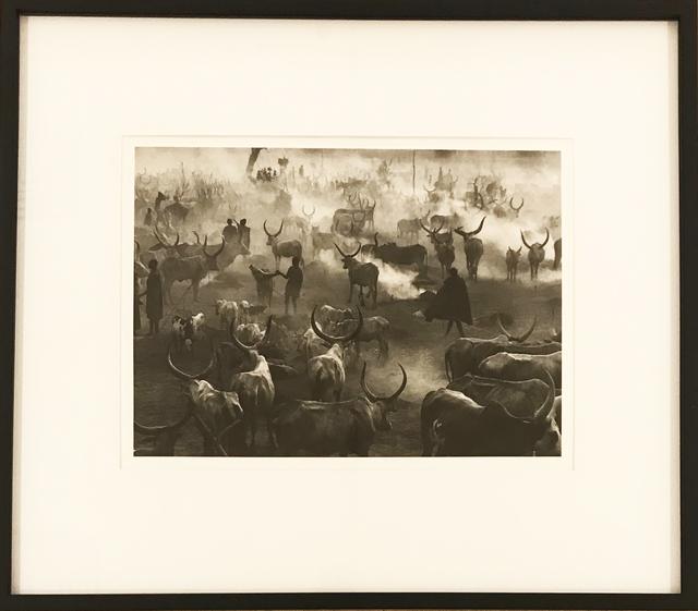 Sebastião Salgado, 'Dinca Cattle Camp of Amak , Southern Sudan , 2006', 2006, samba arte contemporânea