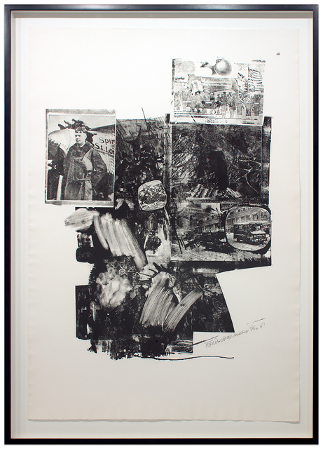 , 'Test Stone #2 from Booster and Seven Studies,' 1967, Krakow Witkin Gallery