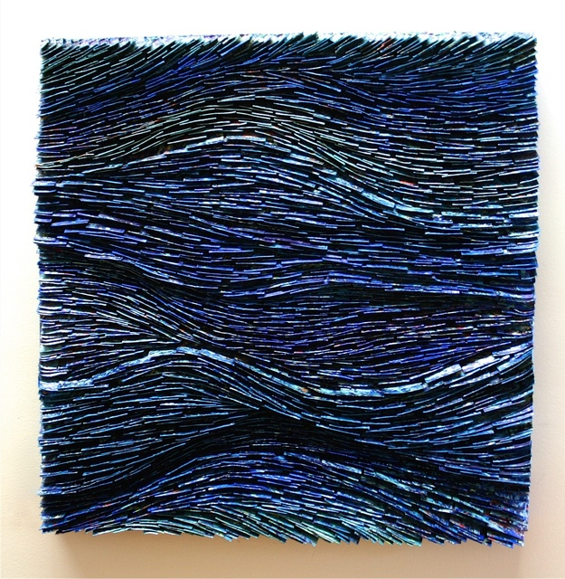 , 'Waves Interpreted Strata,' , Avran Fine Art