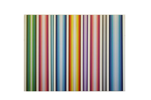 , 'Untitled (Multi-colored spectrum),' 2016, PRAZ-DELAVALLADE