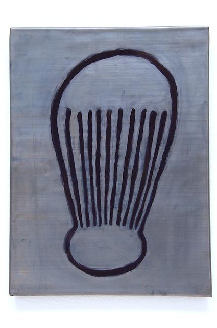, 'Inflateindigo Lead,' 2016, Tayloe Piggott Gallery