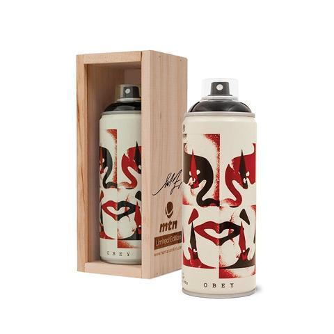 """Shepard Fairey, 'Cut It Up """"Limited Edition Spray Can""""', 2019, New Union Gallery"""