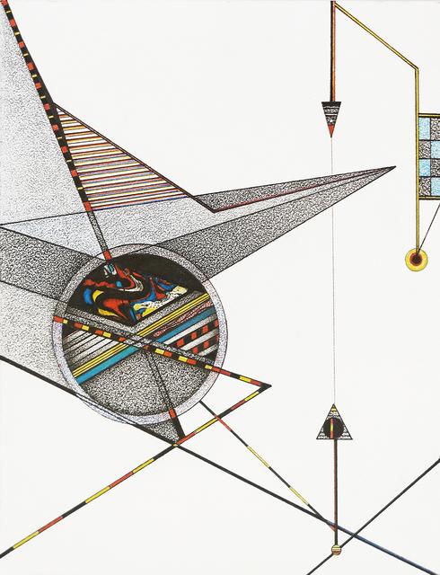 , 'Quixotic 1,' 2018, Hollis Taggart