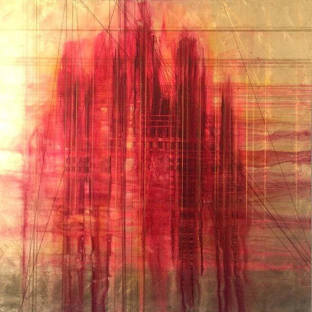 , 'Flaming heart,' 2017, Eclectica Galleries