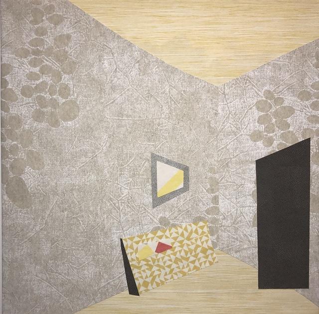 Brian T. Leahy, 'Wallpaper Painting #1', 2015, Toshkova Fine Art Advisory