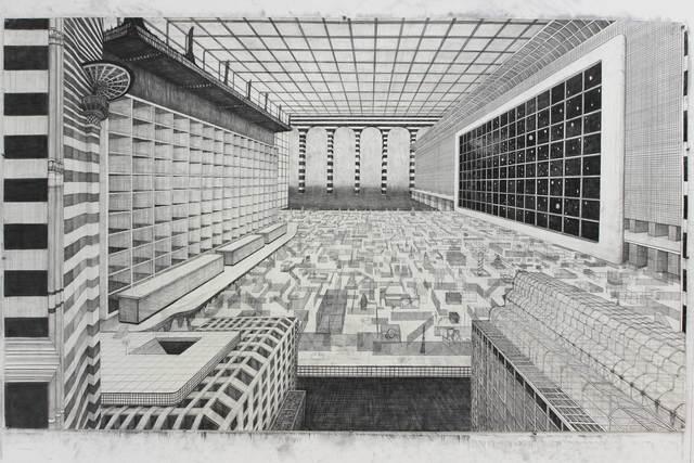 , 'The Waiting Room (Europe),' 2015, Maurits van de Laar