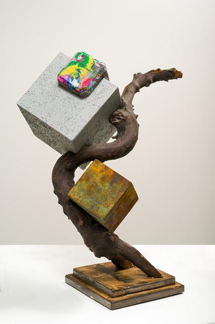 , 'Blocks 2 ,' 2018, GCA Gallery