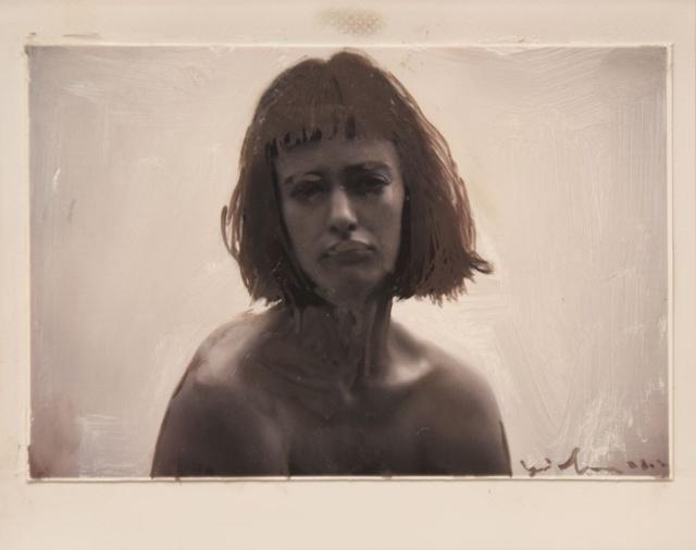 Yigal Ozeri, 'Untitled; Olya III Polaroid', 2015, Cynthia Corbett Gallery