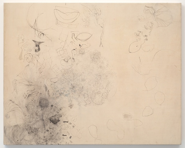 , 'From the series As Yet Unnamed drawings - Poison,' 1988-1990, Richard Saltoun