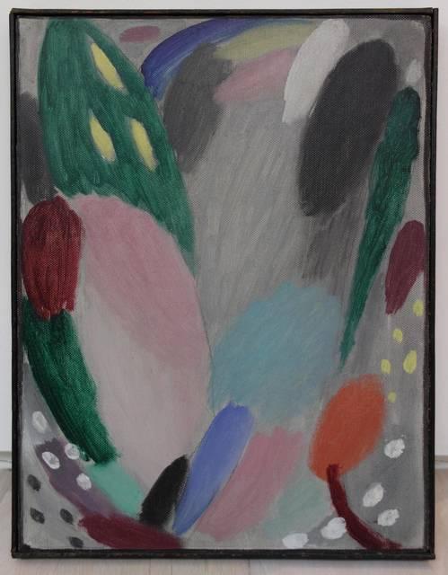 , 'Variation. One of a series of four variations of the four seasons,' ca. 1918/1919, Faessler & Ochsner