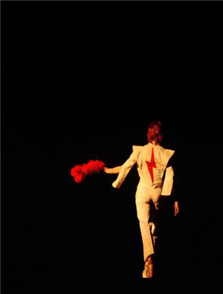 Lynn Goldsmith, 'David Bowie Ziggy Stardust,' 1973, Mouche Gallery