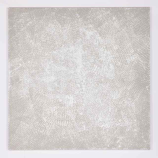 , 'Expanded Metal Painting 12,' 2017, Galerie Nikolaus Ruzicska