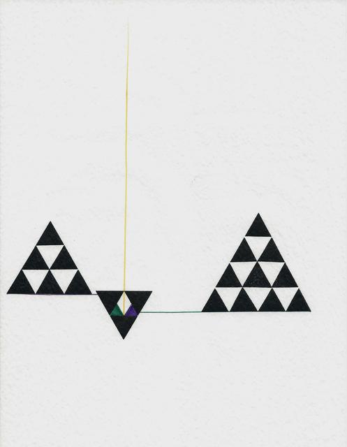 , 'Tarjeta de felicitación,' 1970, Galería La Caja Negra