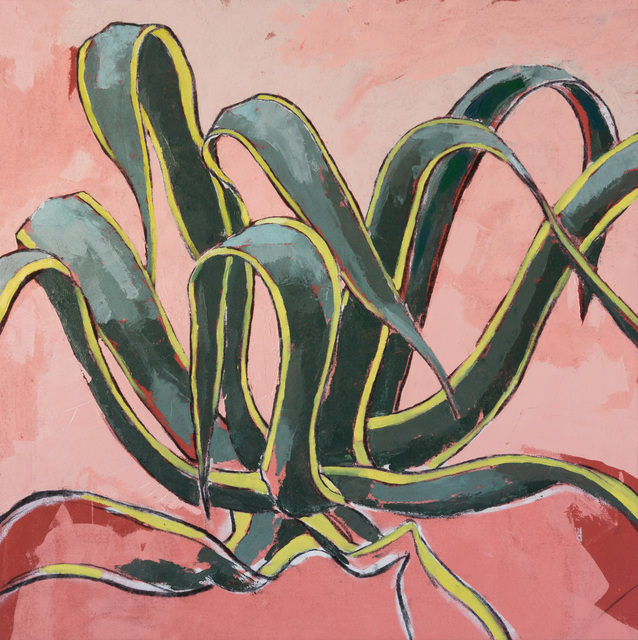 , 'Agave,' 2017, &gallery
