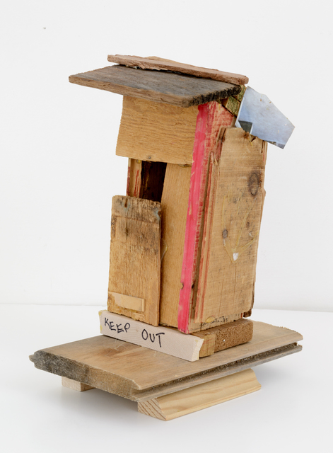 , 'Keep Out,' 1991, Andrew Edlin Gallery