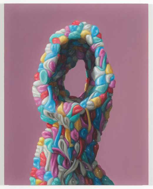 Jeremy Olson, 'Untitled (gum guy)', 2018, Johannes Vogt Gallery