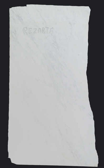 Adrian Paci, 'The names', 2015, Installation, Marble, Kalfayan Galleries