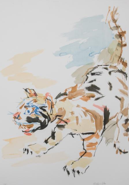 , 'Tiger Cat,' 1975, Marlborough Gallery