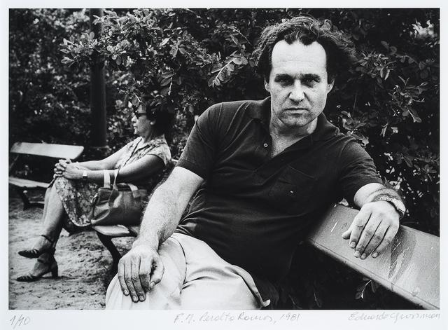, 'Sin Título,' 1981, Del Infinito