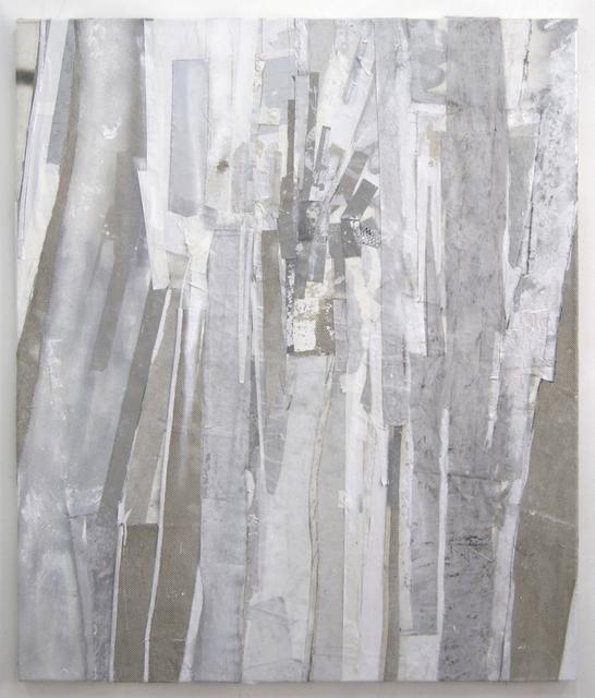 , 'Redactor 2,' 2015, Romer Young Gallery