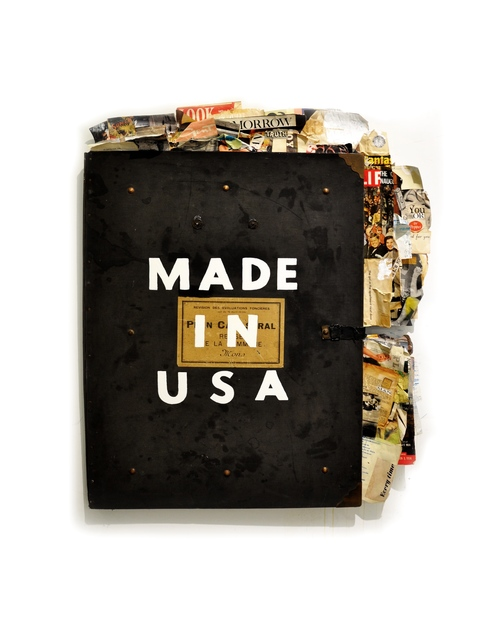 , 'MADE IN USA,' , Joanne Artman Gallery