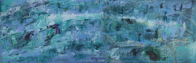, 'Ripples, Blue Springs,' 2019, LeMieux Galleries