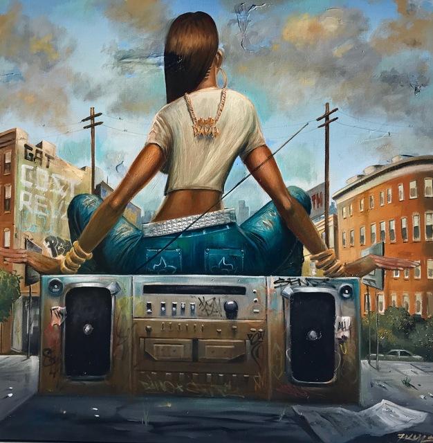 , 'Uptown Diva,' 2017, Richard Beavers Gallery