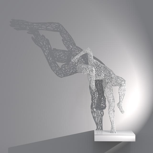 , 'Balance,' 2016, Joerg Heitsch Gallery