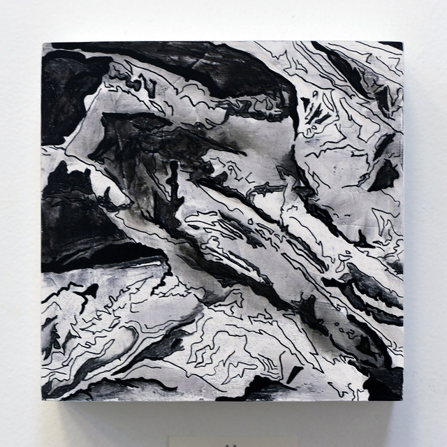 , '6 days,' 2016, Jen Mauldin Gallery