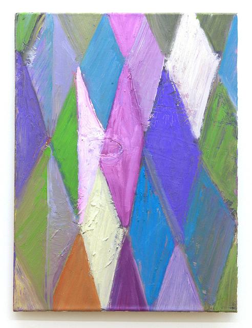 , 'Harlequin Kiss,' 2016, Peter Blum Gallery