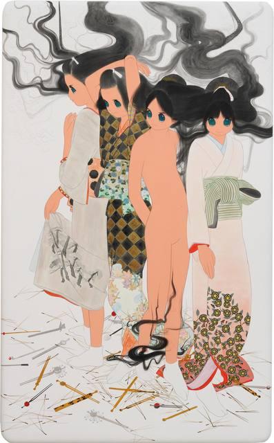 , 'haru demo ak demo nai fuyu,' 2014, Mizuma Art Gallery