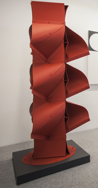 , 'Cascada,' 2000, Leon Tovar Gallery