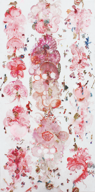 , 'The Flush of Flowers # 3,' 2014, ArtCN
