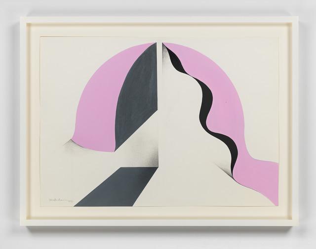 Takesada Matsutani, 'Untitled', 1973, Hauser & Wirth